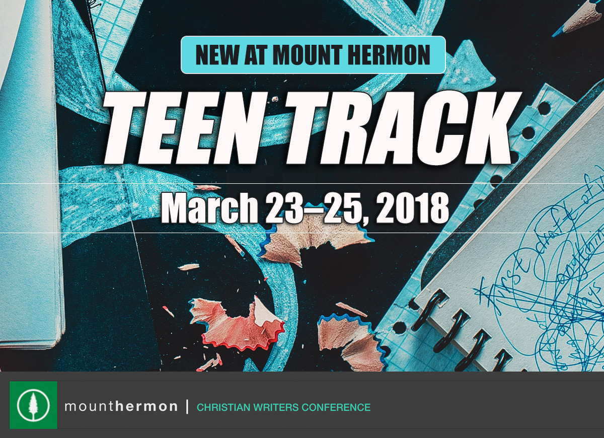 mount hermon teen writer track