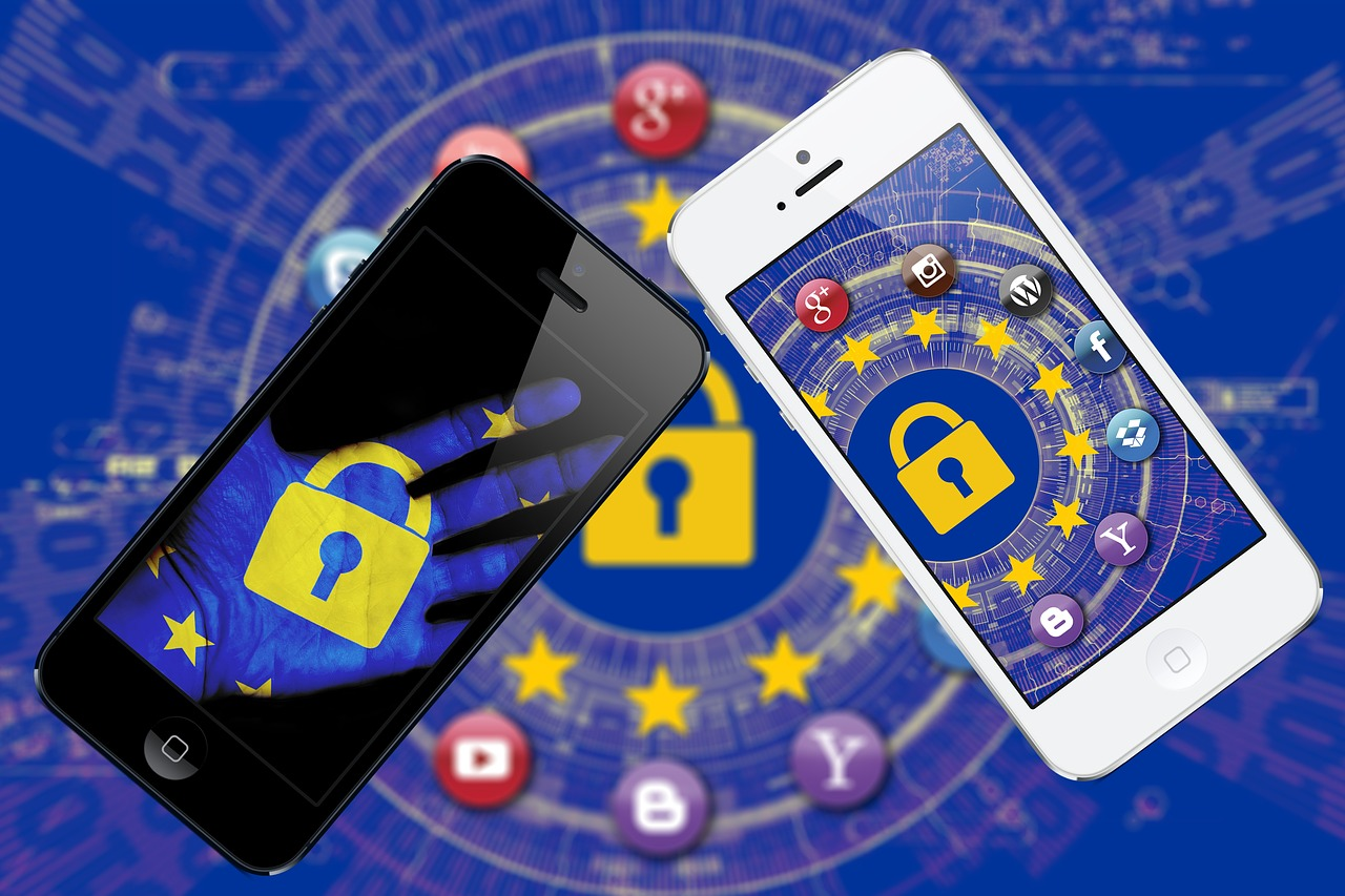 secure locks to protect private data