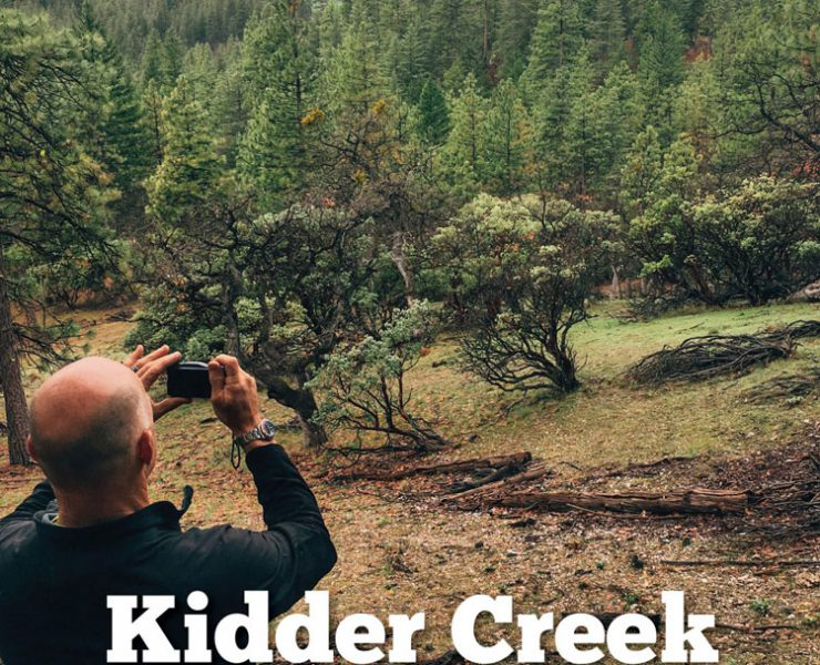 Kidder Creek Zip Line Update