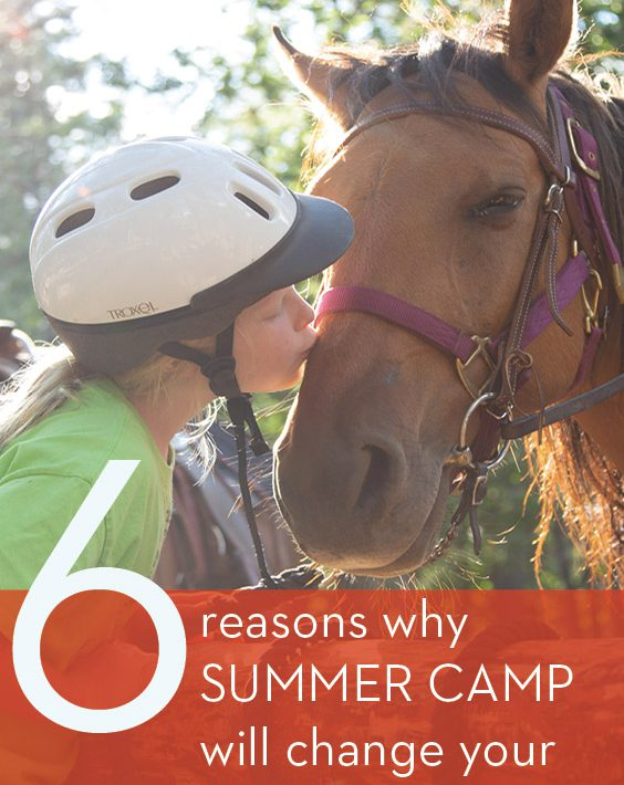 6 Reasons Summer Camp will change your kids' lives