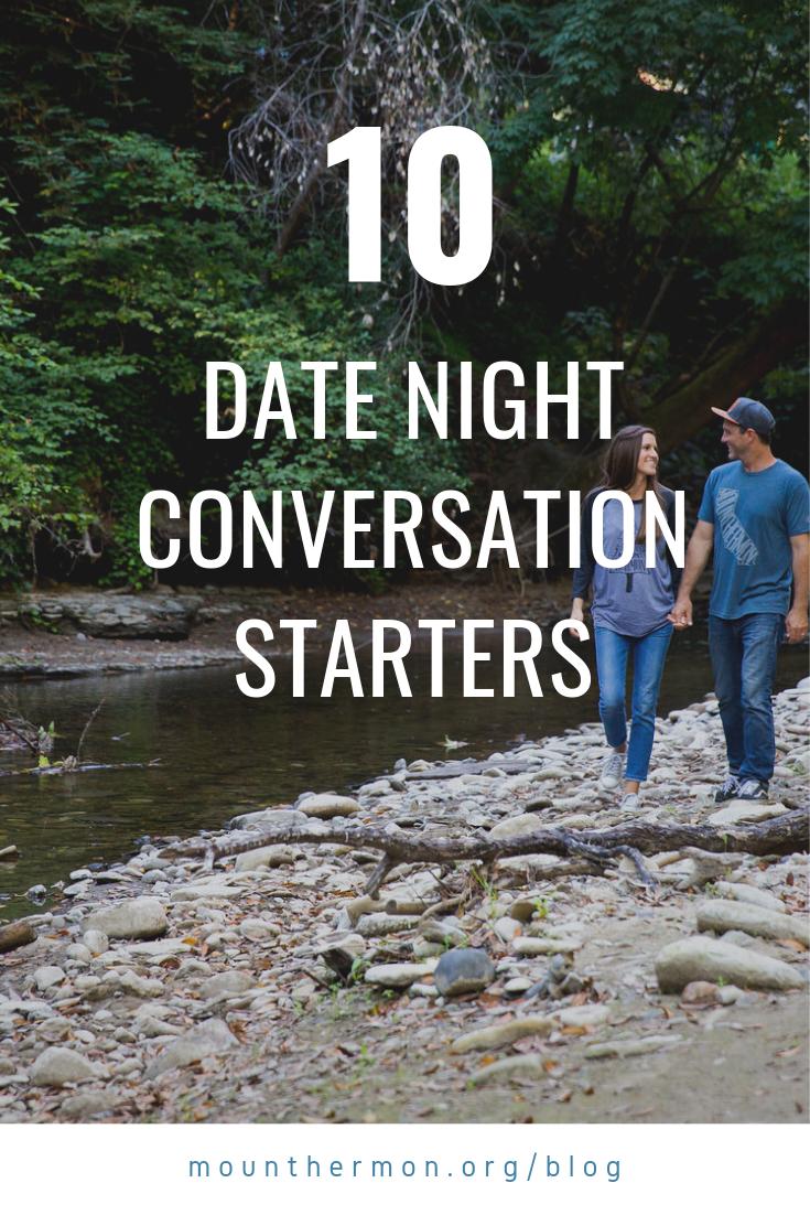 10 date night conversation starters
