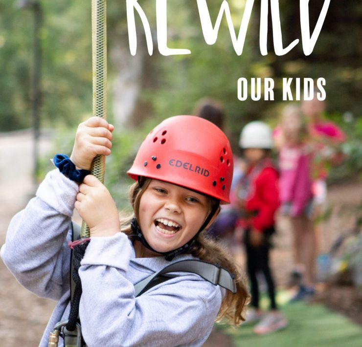 Let's Rewild our kids