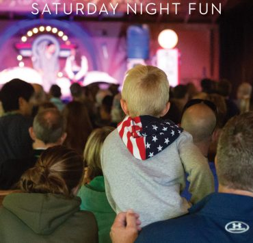 Summer Concerts: Saturday night fun