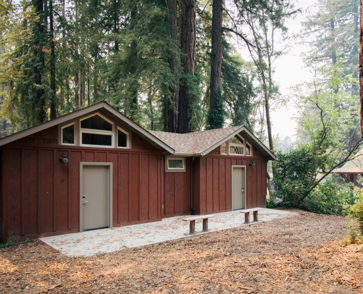 Redwood Camp is finished!